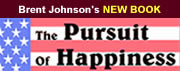 Brent Johnson's Book: The Pursuit of Happiness